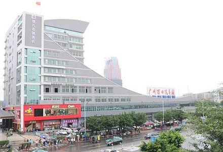 广州微八连锁酒店滘口店