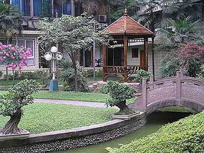 成都花园饭店