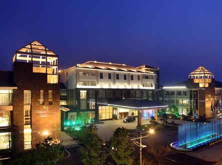 上海朱家角皇家金煦花园酒店