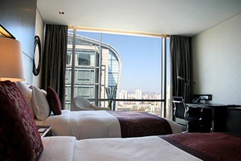 青岛海尔洲际酒店图片