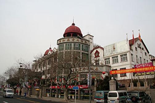 青岛圣地亚哥大酒店照片